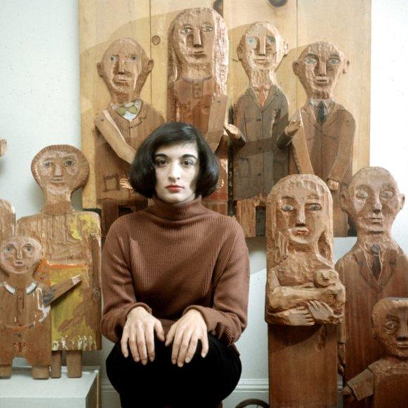 Artist 🎨 Marisol   Sculptures & Works on paper 📚